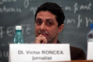 victor roncea jurnalist