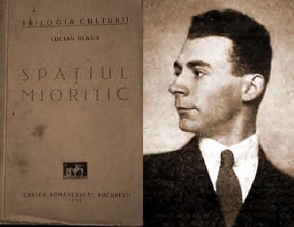Trilogia Culturii Spatiul Mioritic Lucian Blaga 1936 Ziaristi Online 2010