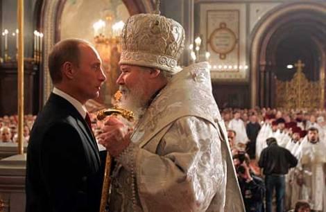 """Biserica """"Sfânta Vineri"""", reşedinţa lui Kiril?"""