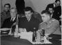 Ceausescu 7 Martie 1968 la conferinta Pactului de la Varsovia tinuta la Sofia