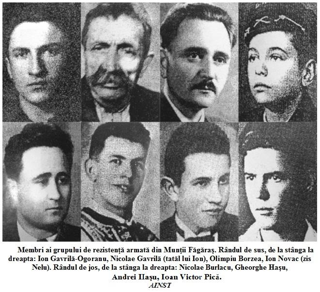Rezistenta Armata din Muntii Fagaras - Grupul Ogoranu - Enciclopedia comunismului din Romania - INST - Ziaristi Online