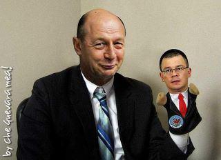 Traian Basescu si Mihai Razvan Ungureanu