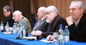 Cioroianu, Djuvara, Vainer, Plesu si Oisteanu la premiile comunitatii evreiesti pentru 22 si GDS
