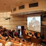 """Istoricul Cristian Troncota la lansarea cărţii comisarului Florin Şinca: """"Asasinarea legionarilor a fost un act de terorism de stat"""". VIDEO/FOTO/INFO"""