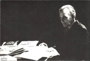 Profesorul Edgar Papu - Ziaristi Online