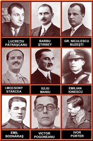 Complotistii Mihai I Lucretiu Patrascanu Maniu Porter Etc