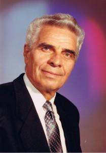 Dl Oprea Nita, presedintele PNDC