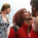 Ce face Monica Macovei cand se plictiseste? Danseaza Pinguinul cu homosexualii si lesbienele