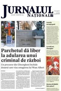 Jurnalul National - Wass Albert - Nyiro Joszef - UDMR - Dan Tanasa - Ziaristi Online