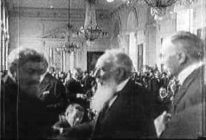 Treaty of Versailles Ion I C Bratianu