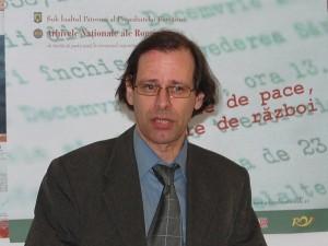 Alexandru Florian, tismaneanul lui Victor Ponta