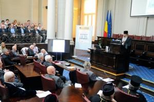 IPS Teofan la aniversarea INST de la Academia Romana - Foto Lumina