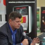 Larry Watts despre Pacepa vs Kuklinski si dusmanii de ieri si azi ai Romaniei, la Intalniri Capitale, impreuna cu Ioan Talpes si Lucia Jurca. AUDIO/VIDEO