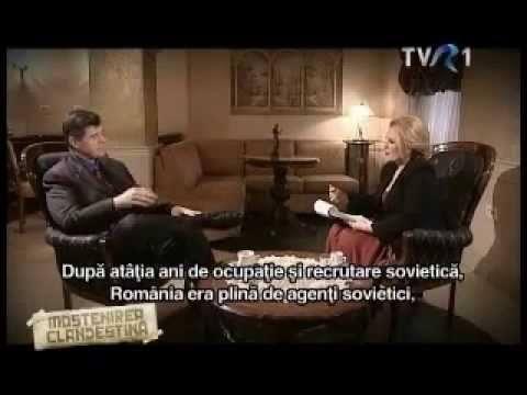 Larry Watts in Mostenirea Clandestina - Romania plina de agenti sovietici