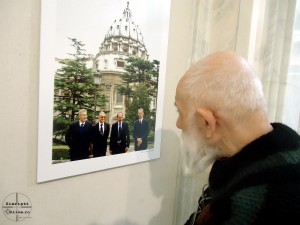 Ioan Matei Agapi si tovarasii lui Sorin Lupsa la Salonul Fotografului Roman 2013 - 2014