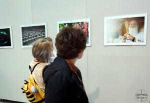 La Salonul Fotografului Roman 2013 - 2014 - Fotografia Parintelui Justin Parvu de Cristinei Nichitus Roncea