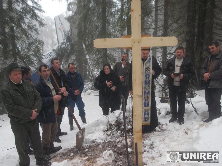Troita accident avion Apuseni - Aura Ion - Iovan - Unirea via Ziaristi Online
