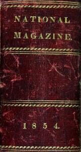 National Magazine 1854