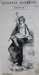 National Magazine Romania Ianuarie 1854