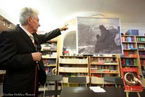 Lansare Memorii Prof Radu Ciuceanu la Libraria Mihai Eminescu - 1 Aprilie 2013 - foto Cristina Nichitus Roncea
