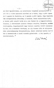 Suto Andras manuscris comunist Lenin Ungaria 1956 _p2
