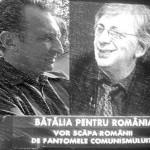 "Profesorul Theodor Codreanu demanteleaza definitiv Reteaua Pacepa, Tismaneanu si Cooperativa KGB din Romania. Pacepa, ""mesager al Antihristului comunist"""