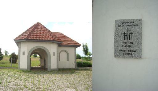Cimitirul Gratiesti - Basarabia