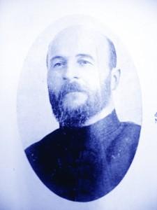 Preot prof. Gheorghe I. Cotenescu - deputat iorghist de Muscel - 1931-1932