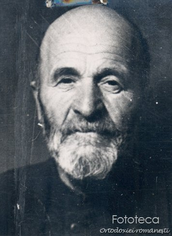 Preot prof. Gheorghe I. Cotenescu arestat - CNSAS - Fototeca Ortodoxiei