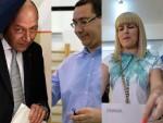 Basescu Ponta Udrea