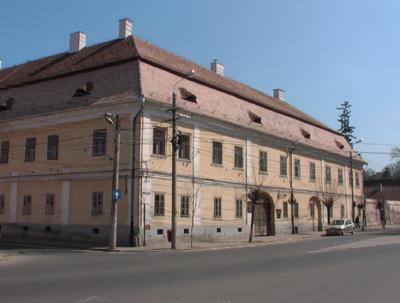 Biblioteca Teleki-Bolyai, secție a Bibliotecii Județene Mureș