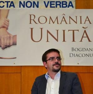 Bogdan Diaconu - Romania Unita - Cotidianul - Ziaristi Online