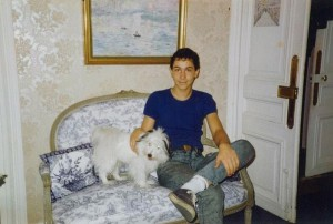 Fotografie Paris Victor Ponta 1990
