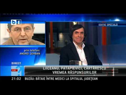 Andrei Serban Cartarescu Patapievici Plesu Liiceanu