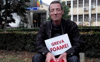 George Lixandru Greva Foamei Priaria Consiliul Judetean Buzau