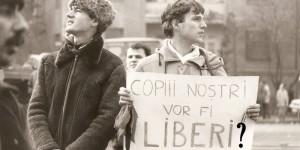 Copiii nostri vor fi liberi - Decembrie 1989 Romania