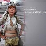 """Monica Macovei şi Vladimir Tismăneanu, recompensaţi cu Premiile """"Macoveismul este băsismul fără Udrea"""" şi  """"Marșarierul de Platină cu  Decolare și Aterizare Verticală"""""""
