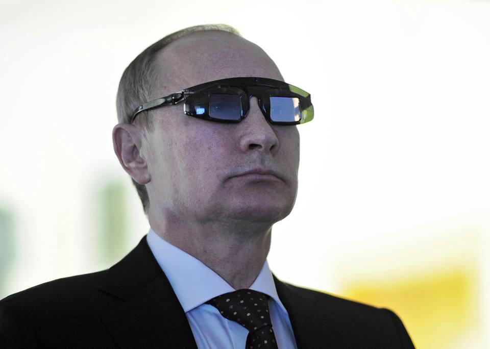 Putin Maximus Ochelarus