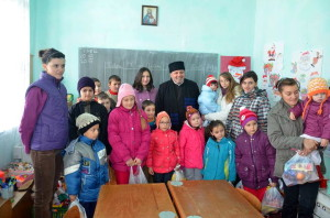 Copiii din Doboi - Harghita-Covasna - Foto Mihai Tirnoveanu