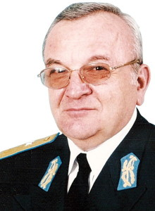 General r Aurel Rogojan