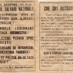 """ORDONANŢA ROŞIE. Proiectul """"legii anti-legionare"""" uită bolşevicii comunişti şi pune semnul egal între virtute şi crimă"""