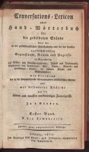 Lexiconului Brockhaus - Mihai Eminescu