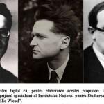 Eliade, Cioran şi Gyr în pericol de a fi interzişi de un turnător al Securităţii, un şantajabil şi un şpagar de milioane de euro