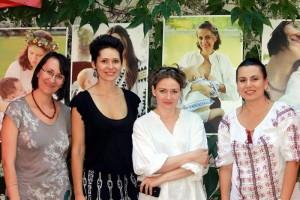 Iulia Balint Boia, Mara Popescu, Cristina Nichitus Roncea si Roxana Hristianovici - Alaptarea e Iubire