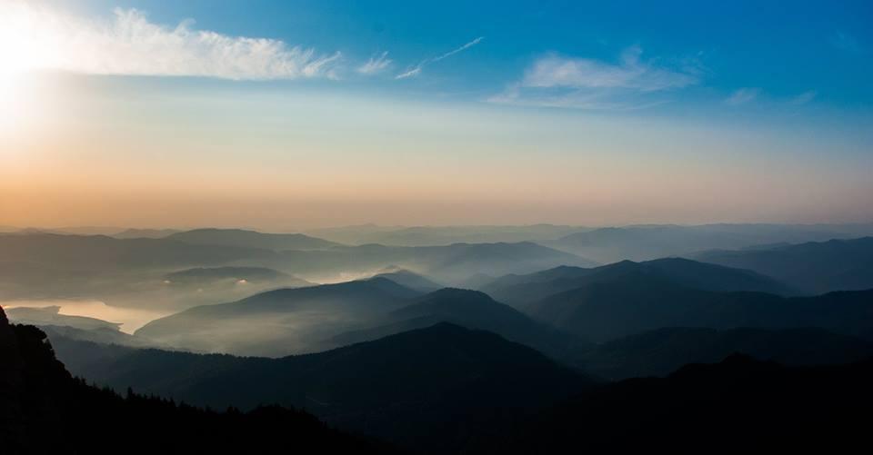 Pe Muntele Ceahlau - Foto de Alex Sabin Husariu