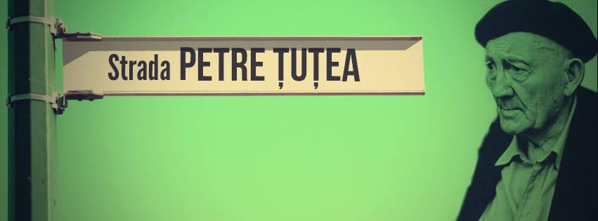 Strada Petre Tutea