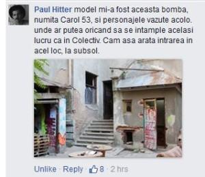Carol 53 - Paul Hitter