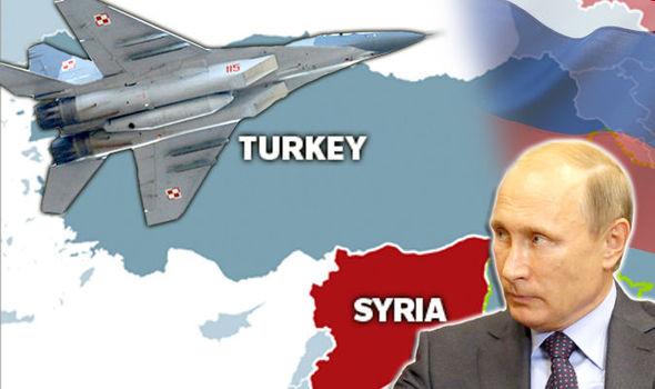 Mig-Siria-Rusia-Turcia-Putin