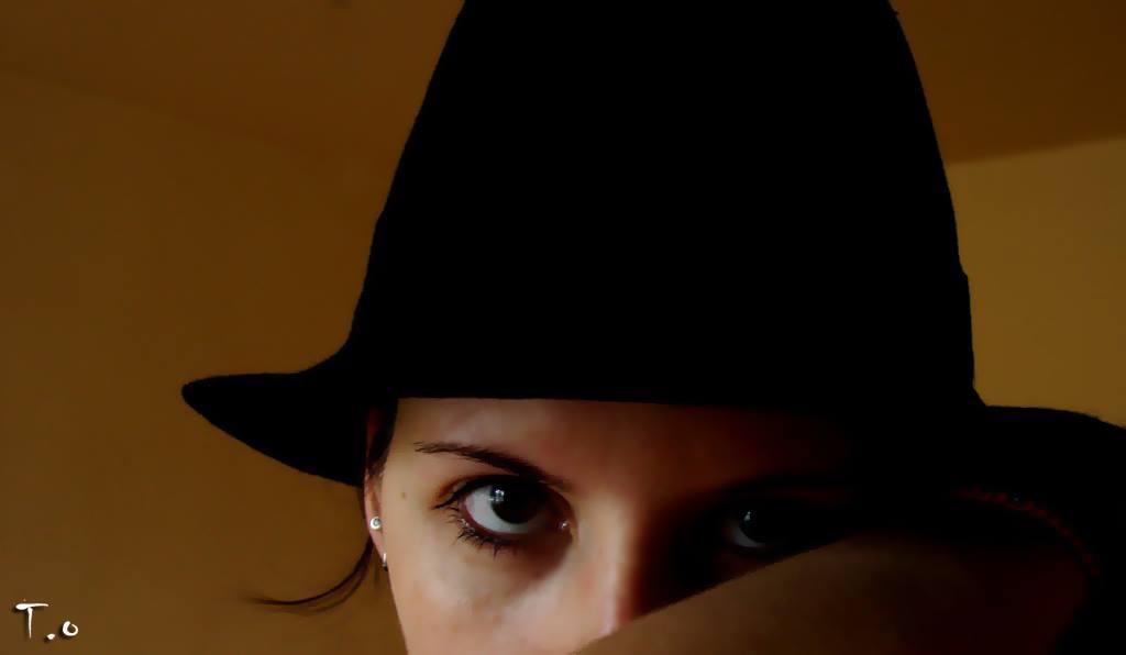 Teodora Maftei - autoportret