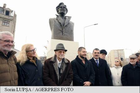 Bust Emil Cioran 2015 Sectorul 1 Bucuresti